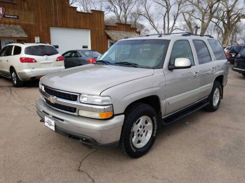 2005 Chevrolet Tahoe for sale at Kuehn Auto Sales Inc in South Sioux City NE