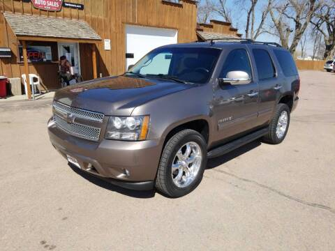 2012 Chevrolet Tahoe LT for sale at Kuehn Auto Sales Inc in South Sioux City NE