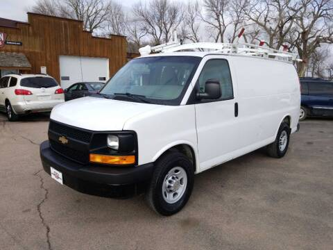 2013 Chevrolet Express Cargo 2500 for sale at Kuehn Auto Sales Inc in South Sioux City NE