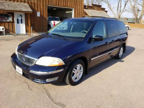 2002 Ford Windstar SE for sale at Kuehn Auto Sales Inc in South Sioux City NE