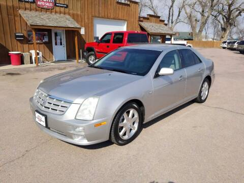 2005 Cadillac STS for sale at Kuehn Auto Sales Inc in South Sioux City NE