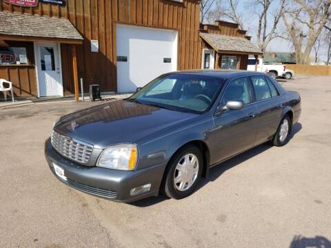 2004 Cadillac DeVille for sale at Kuehn Auto Sales Inc in South Sioux City NE