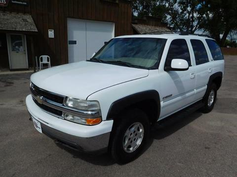 2001 Chevrolet Tahoe for sale in South Sioux City, NE