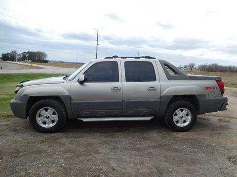 2002 Chevrolet Avalanche for sale in South Sioux City, NE