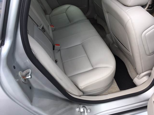 2011 Chevrolet Impala LT 4dr Sedan - Anderson IN