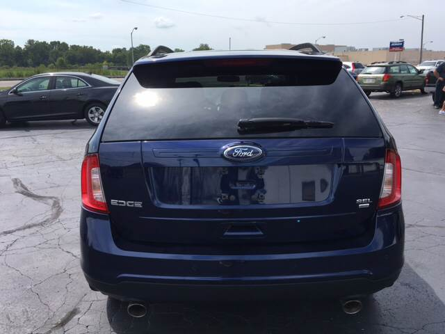 2011 Ford Edge AWD SEL 4dr Crossover - Anderson IN