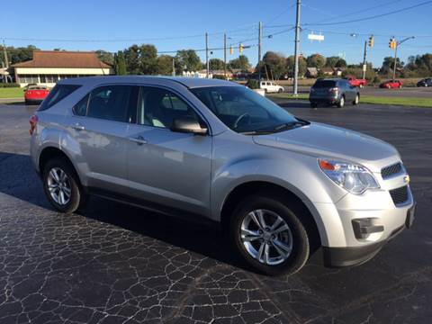 2014 Chevrolet Equinox for sale in Anderson, IN