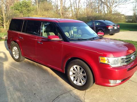 2011 Ford Flex for sale in Anderson IN