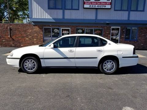 2005 Chevrolet Impala for sale in Belleville, IL