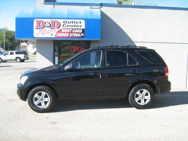 2004 Kia Sorento LX 4WD 4dr SUV   Belleville IL