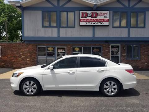2009 Honda Accord for sale in Belleville, IL