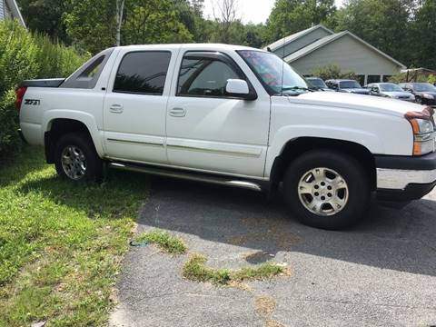 2006 Chevrolet Avalanche for sale in Springfield, VT