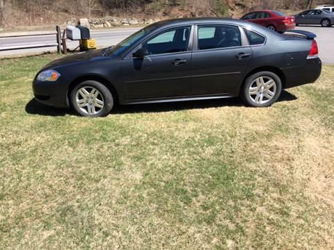 2012 Chevrolet Impala for sale in Springfield, VT