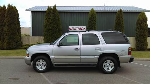 2004 Chevrolet Tahoe for sale in Mount Vernon, WA