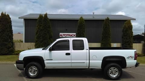 2003 Chevrolet Silverado 2500HD for sale in Mount Vernon, WA