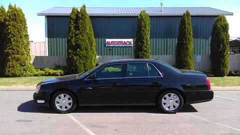 2005 Cadillac DeVille for sale in Mount Vernon, WA