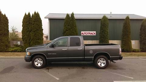 2002 Dodge Ram Pickup 1500 for sale in Mount Vernon, WA