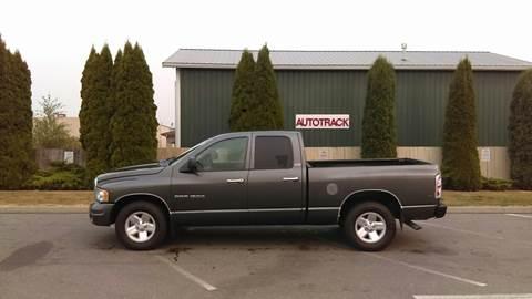2002 Dodge Ram Pickup 1500 for sale in Mount Vernon, WA
