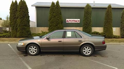 2002 Cadillac Seville for sale in Mount Vernon, WA