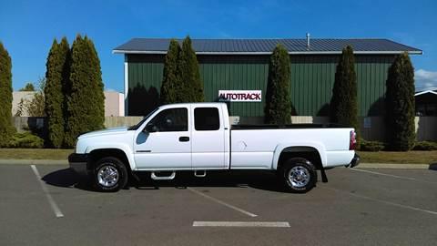 2004 Chevrolet Silverado 2500HD for sale in Mount Vernon, WA