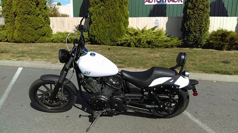 2014 Yamaha Bolt for sale in Mount Vernon, WA