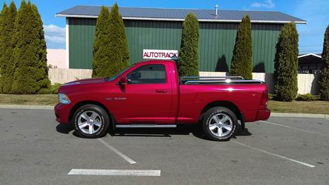 2010 Dodge Ram Pickup 1500 for sale in Mount Vernon, WA