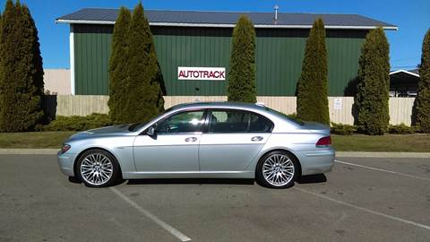 2008 BMW 7 Series for sale in Mount Vernon, WA