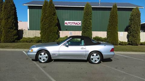 2000 Mercedes-Benz SL-Class for sale in Mount Vernon, WA