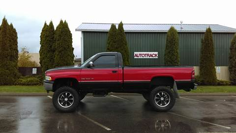 1996 Dodge Ram Pickup 1500 for sale in Mount Vernon, WA
