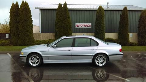 2001 BMW 7 Series for sale in Mount Vernon, WA