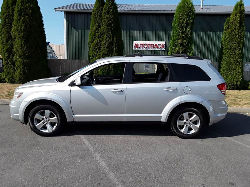 2009 Dodge Journey for sale at AUTOTRACK INC in Mount Vernon WA