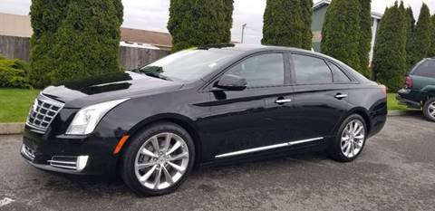 2013 Cadillac XTS for sale at Autotrack in Mount Vernon WA
