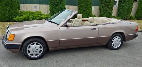1993 Mercedes-Benz 300-Class for sale in Mount Vernon, WA