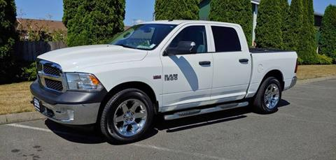 2015 RAM Ram Pickup 1500 for sale at Autotrack in Mount Vernon WA