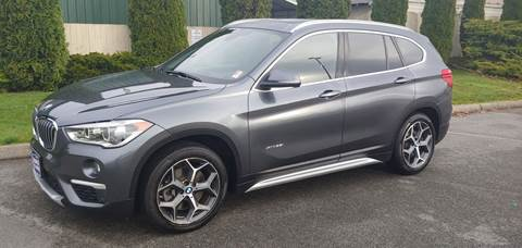 2017 BMW X1 for sale at Autotrack in Mount Vernon WA