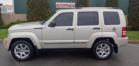 2008 Jeep Liberty for sale at Autotrack in Mount Vernon WA