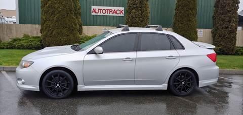 2008 Subaru Impreza for sale at Autotrack in Mount Vernon WA