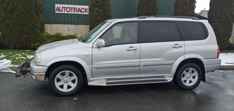 2003 Suzuki XL7 for sale at Autotrack in Mount Vernon WA