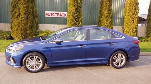 2019 Hyundai Sonata for sale at Autotrack in Mount Vernon WA