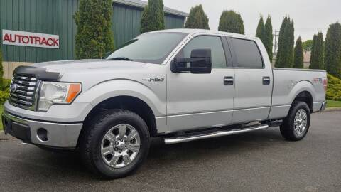 2010 Ford F-150 for sale at Autotrack in Mount Vernon WA