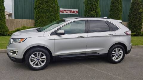 2015 Ford Edge for sale at Autotrack in Mount Vernon WA