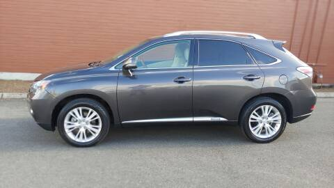 2010 Lexus RX 450h for sale at Autotrack in Mount Vernon WA