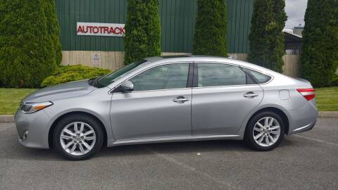 2015 Toyota Avalon for sale at Autotrack in Mount Vernon WA