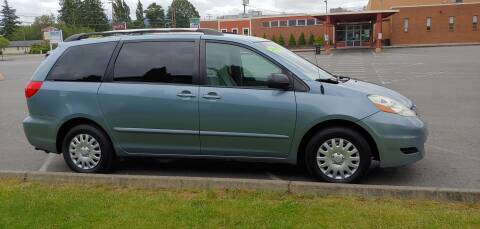 2008 Toyota Sienna for sale at Autotrack in Mount Vernon WA