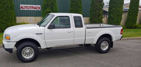2011 Ford Ranger for sale at Autotrack in Mount Vernon WA