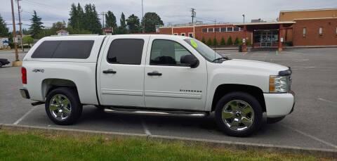 2011 Chevrolet Silverado 1500 for sale at Autotrack in Mount Vernon WA