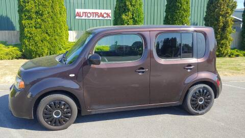 2011 Nissan cube for sale at Autotrack in Mount Vernon WA