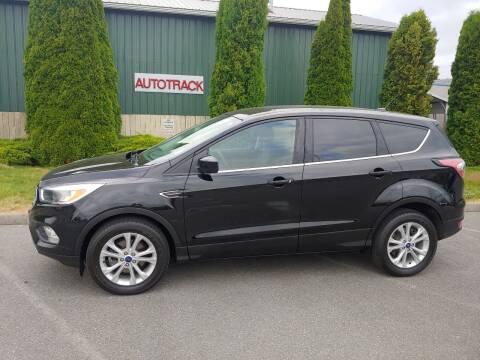 2017 Ford Escape for sale at Autotrack in Mount Vernon WA