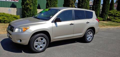 2008 Toyota RAV4 for sale at Autotrack in Mount Vernon WA