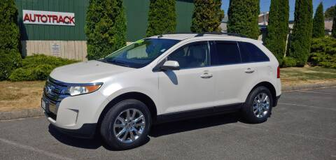 2013 Ford Edge for sale at Autotrack in Mount Vernon WA